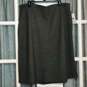Alfred Dunner Skirt Size 20 NWT